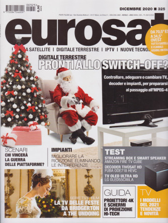 Eurosat - n. 325 - dicembre 2020 - mensile