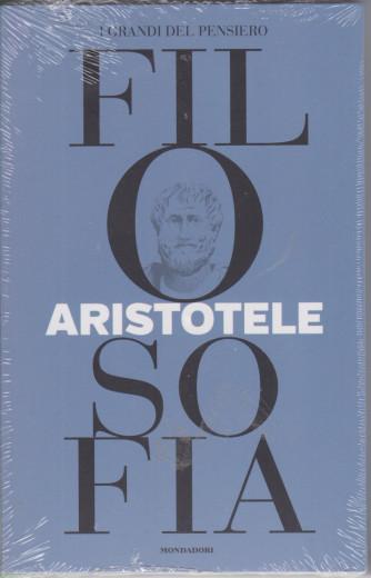 I grandi del pensiero - Filosofia - n. 1 - Aristotele - 19/3/2021 - settimanale