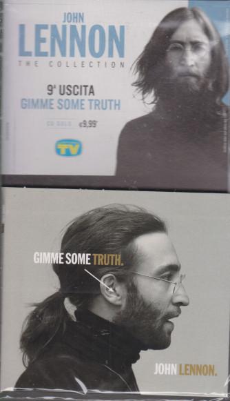 Cd Sorrisi Collezione 2 - n. 8 - John Lennon the collection -nona  uscita  -Gimme some truth -  2/2/2021 - settimanale