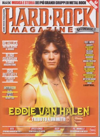 Hard Rock Magazine - n. 4 - bimestrale - gennaio - febbraio 2021