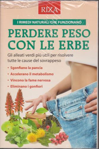 Salute naturale extra - n. 138 - Perdere peso con le erbe-  gennaio 2021