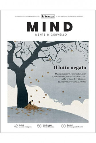 Le scienze - Mind - Mente & Cervello - n. 186 - giugno 2020 - mensile