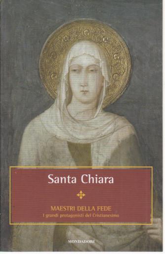 I Libri di Sorrisi 2 - n. 27- Maestri della fede - Santa Chiara - 4/6/2021- settimanale -