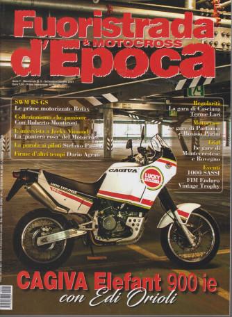 Fuoristrada & Motocross d'Epoca - n. 5 - bimestrale - settembre - ottobre 2021