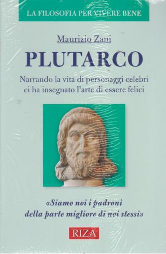Riza Relax - n. 12 -Plutarco  -Maurizio Zani -  luglio - agosto   2021