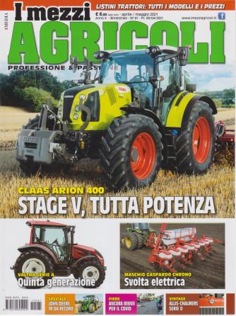 I mezzi agricoli - n. 61 - aprile - maggio  2021