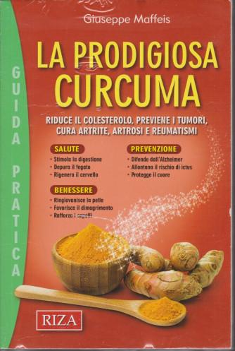 Dimagrire extra - n. 28  - La prodigiosa curcuma - gennaio - febbraio 2021