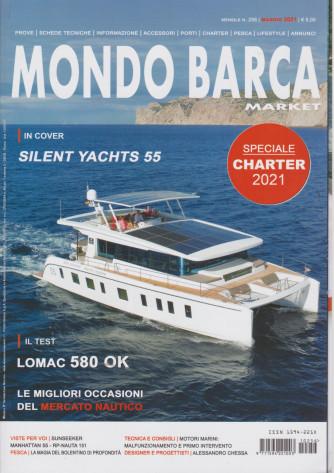Mondo Barca Market - n. 256 - mensile - maggio  2021