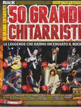 Classic Rock - 50 grandi chitarristi - n. 1 - bimestrale - dicembre - gennaio 2021