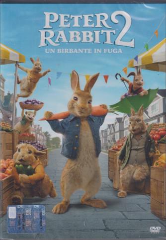 I Dvd di Sorrisi Collection 2 n. 14- Peter Rabbit 2 - Un birbante in fuga - ottobre  2021 -  settimanale