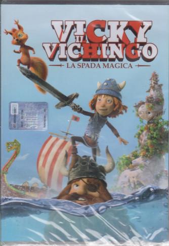I Dvd di Sorrisi 5 - n. 6- Vicky il vichingo - La spada magica - settimanale - maggio 2021