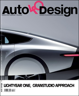 Auto & Design - n. 239 - bimestrale - novembre - dicembre 2019 - english - italiano -