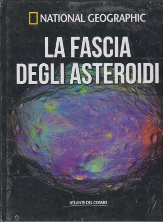 National Geographic   -La fascia degli asteroidi-  n. 35  - settimanale- 11/6/2021 - copertina rigida