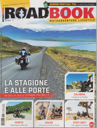 Road Book - n. 22 - bimestrale - marzo - aprile 2021