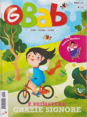 G-Baby - n. 5 -maggio    2021 - mensile