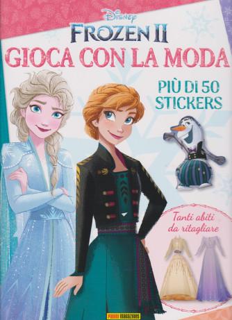 Frozen II gioca con la moda - n. 87 - bimestrale - 9 febbraio 2021 -