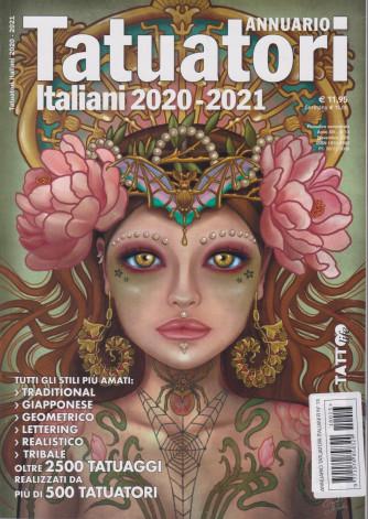 Annuario Tatuatori italiani 2020-2021 - n. 13 -