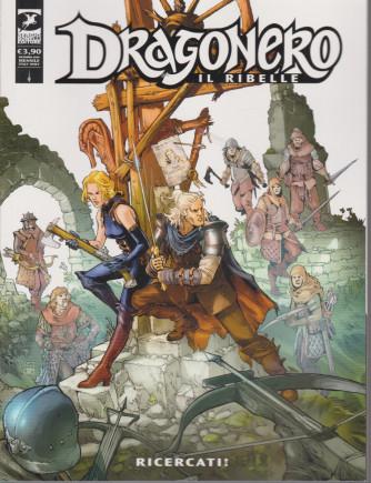 Dragonero - Ricercati! - n. 14 - mensile - dicembre 2020