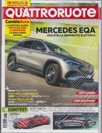 Quattroruote +   Youngtimer - n. 788 - mensile - aprile  2021 - 2 riviste