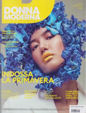 Donna moderna - n. 16 - 1 aprile   2021- settimanale