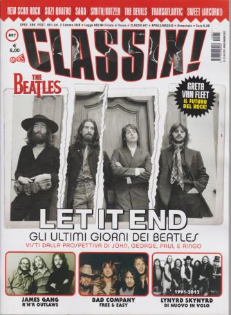 Classix!  - n. 67 - bimestrale - aprile - maggio 2021
