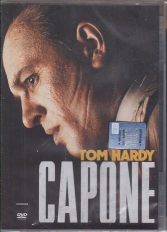 I Dvd Cinema di Sorrisi - n. 6 -  Capone   - settimanale - marzo 2021