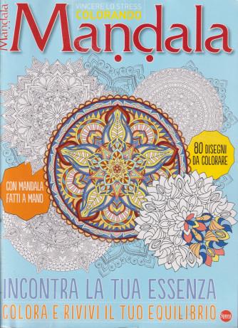 Color Relax Speciale Mandala - n. 5 - bimestrale - novembre - dicembre 2021