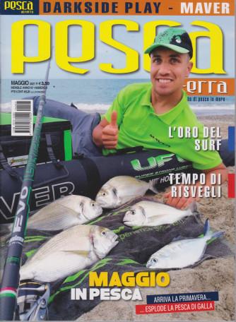Pesca da terra - n. 5  -maggio   2021- mensile