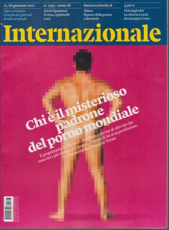 Internazionale - n. 1393- 22/28 gennaio 2021 - settimanale -
