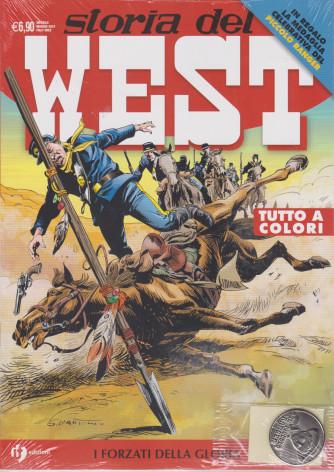 Storia del West -I forzati della gloria - n. 26 - mensile - maggio  2021