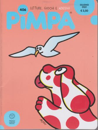 Pimpa - n. 406 -giugno  2021 - mensile