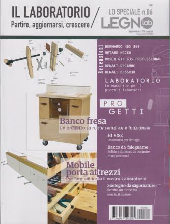 Il laboratorio - Lo speciale n. 119 - Legno Lab - 21/12/2020