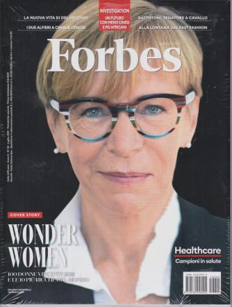 Forbes + Bike  - n.45  -luglio   2021 - mensile - 2 riviste