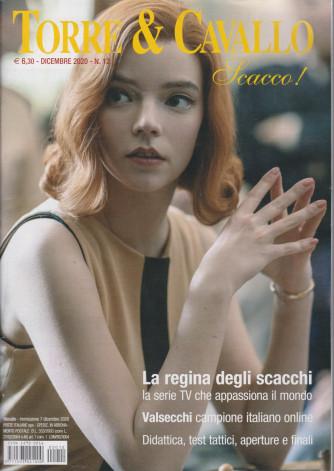 Torre & Cavallo - Scacco! - n. 12 - dicembre  2020 - mensile