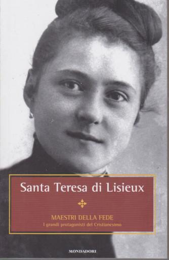 I Libri di Sorrisi 2 - n. 36- Maestri della fede - Santa Teresa di Lisieux - 6/8/2021- settimanale - 126 pagine