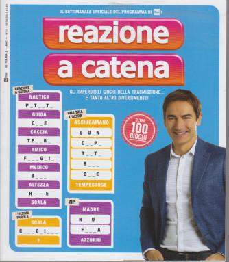 Reazione a Catena - n. 1  - settimanale - 10/6/2021
