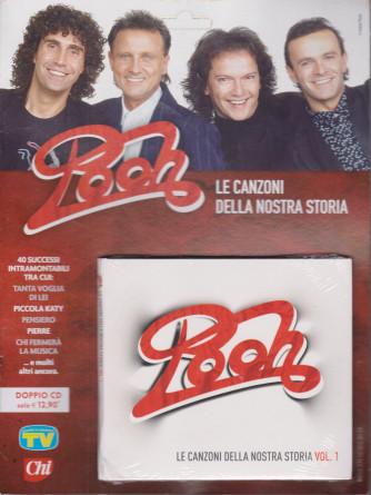 Cd Sorrisi Speciale  3 -  Pooh- n. 3 -Volume 1 - doppio cd -  settimanale -18/12/2020 -