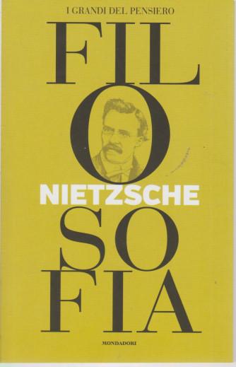 I grandi del pensiero - Filosofia - n. 4 - Nietzsche - 9/4/2021 - settimanale