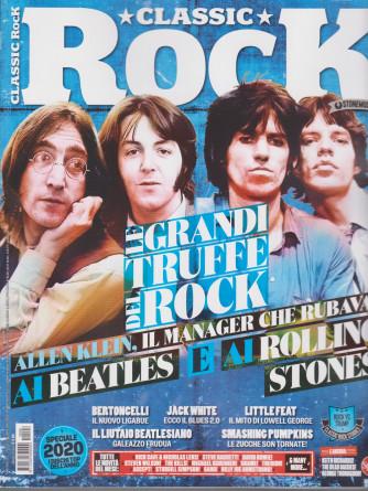 Classic Rock - n. 98 - 23/12/2020- mensile
