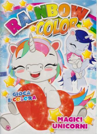 Rainbow Color - n. 8 - Magici unicorni - bimestrale - maggio - giugno 2021