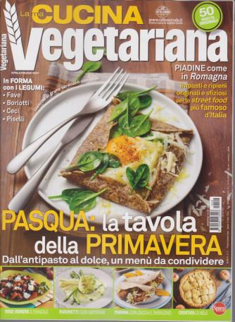 La mia cucina vegetariana - n. 106 - bimestrale - 26/3/2021