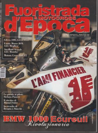 Fuoristrada & Motocross d'Epoca - n. 3 - bimestrale - maggio - giugno  2021