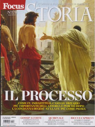 Focus Storia - n. 178 - agosto 2021 - mensile