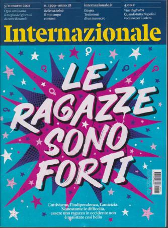 Internazionale - n. 1399 - 5/11 marzo 2021 - settimanale