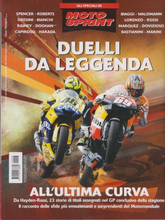 Gli speciali di Motosprint - n. 8 -Duelli da leggenda - All'ultima curva