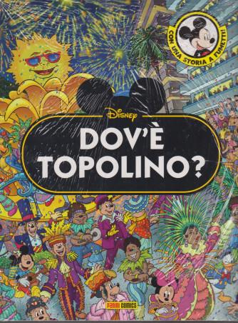 Dov'è Topolino? - n. 12 - bimestrale - 15 luglio 2021
