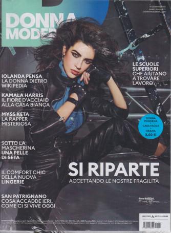 Donna Moderna + Casa facile + Grazia - n. 5 - 14 gennaio 2021 - settimanale - 3 riviste