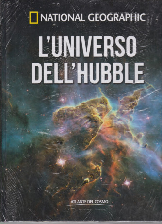 National Geographic - L'universo dell'Hubble - n. 8 - settimanale - 4/12/2020 - copertina rigida