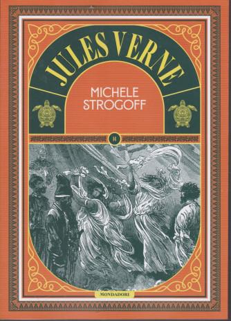 Jules Verne - Michele Strogoff - n. 74 -9/2/2021 - settimanale - 331 pagine