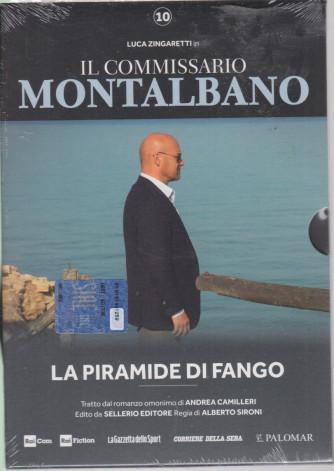 Luca Zingaretti in Il commissario Montalbano - La piramide di fango - n. 10 - 29 giugno 2021 - settimanale